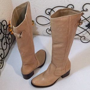 MATISSE Camel🐫Leather Rio Grande Knee-High Boots